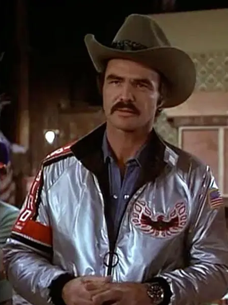 Hooper Burt Reynolds Sliver Jacket