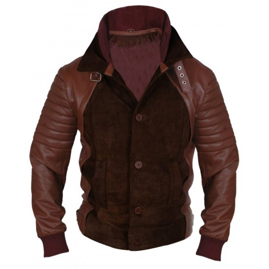 Ig Perrish Horns Leather Jacket