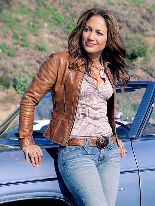 Jennifer Lopez Gigli Ricki Leather Jacket