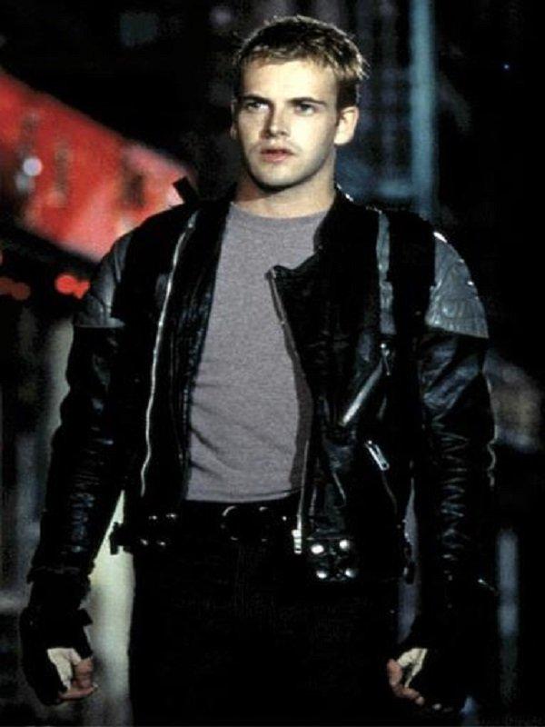 Jonny Lee Miller Hackers Dade Leather Jacket