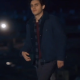 Legacies S03 Landon Kirby Blue Cotton Jacket