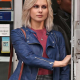 Liv Moore Izombie Rose Mciver Leather Jacket