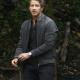 Manifest Ben Stone Bomber Leather Jacket