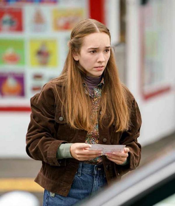 Manifest S03 Angelina Meyer Cotton Jacket