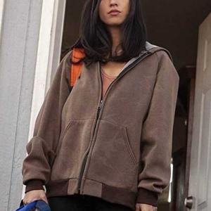 Monica Dutton Brown Jacket