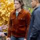 Nancy Drew TV Series Ace Velvet Jacket