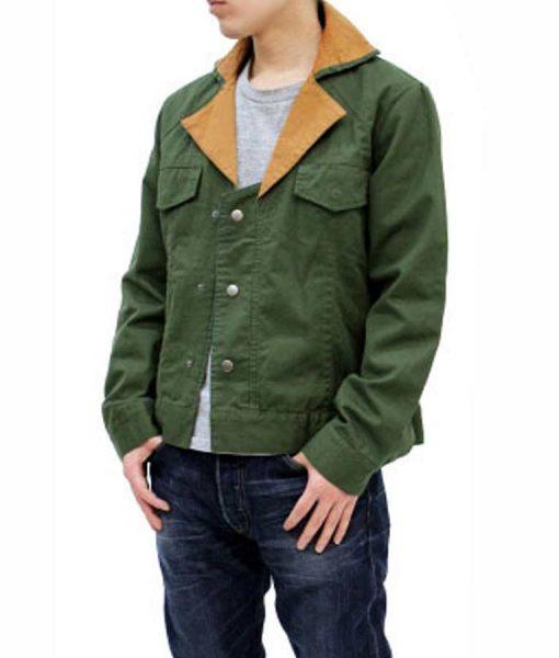 Orga Itsuka Tekkadan Iron-Blooded Cotton Jacket