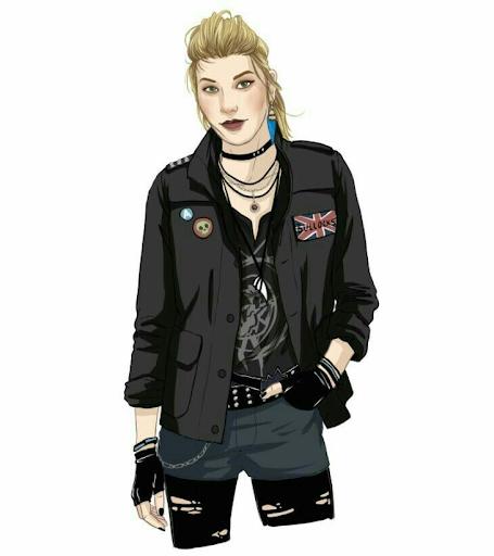 Rachel Amber From Life Is Strange Cyberpunk Leather Jacket