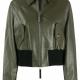 Rue 21 Bomber Leather Jacket