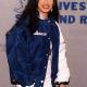 Selena Quintanilla Blue Satin Jacket