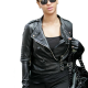 Singer Beyoncé Leather Jacket