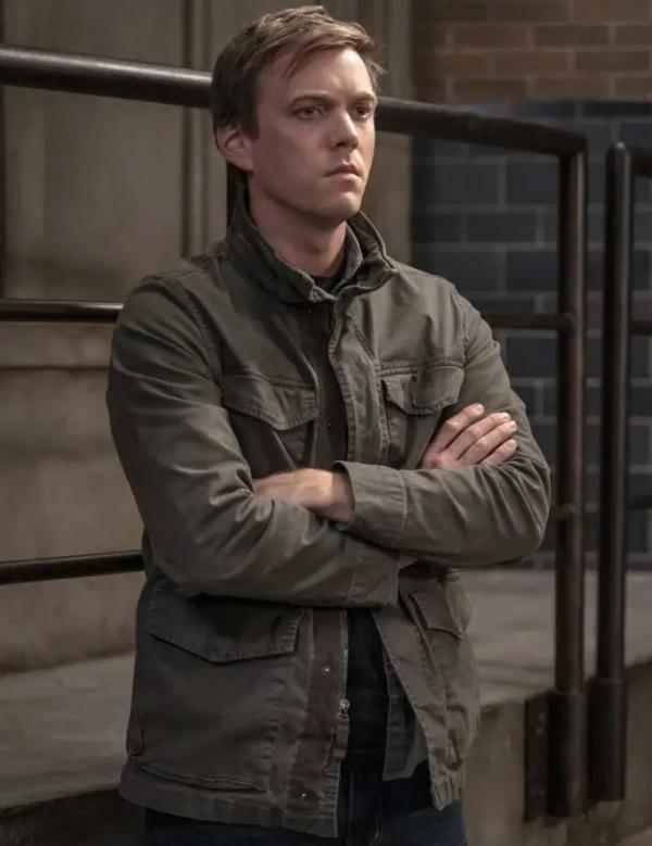 Supernatural Season 15 Michael Cotton Jacket