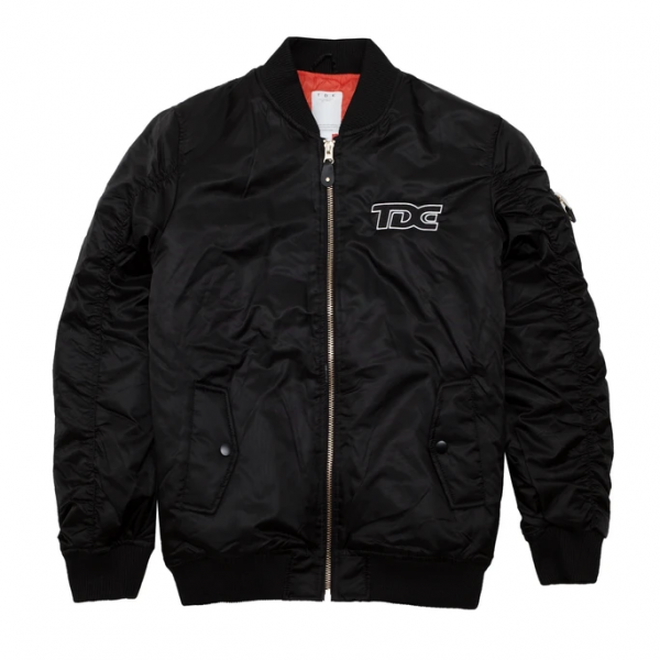 TDE New Classic Bomber Jacket