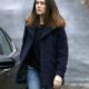 The Blacklist Elizabeth Keen TV Series Blue Wool Jacket