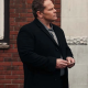 The Equalizer Kevin Chapman Wool Coat