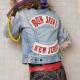 Vintage 90s Bon Jovi New Jersey Denims Jacket