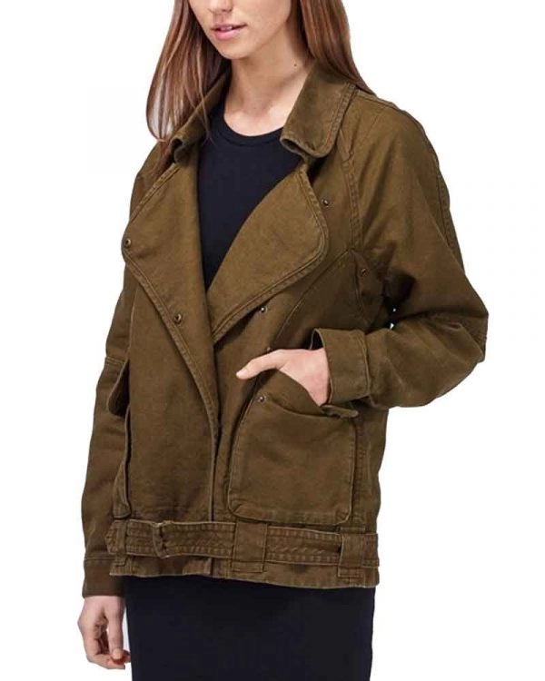 Wilfred Free Rayder Cotton Jacket