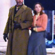 Across The River & Into The Trees Liev Schreiber Cottons Coat