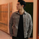 Alex Landi Walker 2021 Bret Cotton Jacket