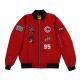 Cappin Bomber II Cotton Jacket