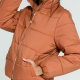 Chicago Fires Season 9 Gianna Mackey Puffer Jacket