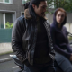 Desmond Chiam TFATWS Dovich Bomber Leather Jacket