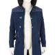 Devil May Cry 5 DMC Nero Blue Wool Coat
