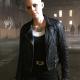 Doom Patrol S02 Hammerhead Black Leather Jacket