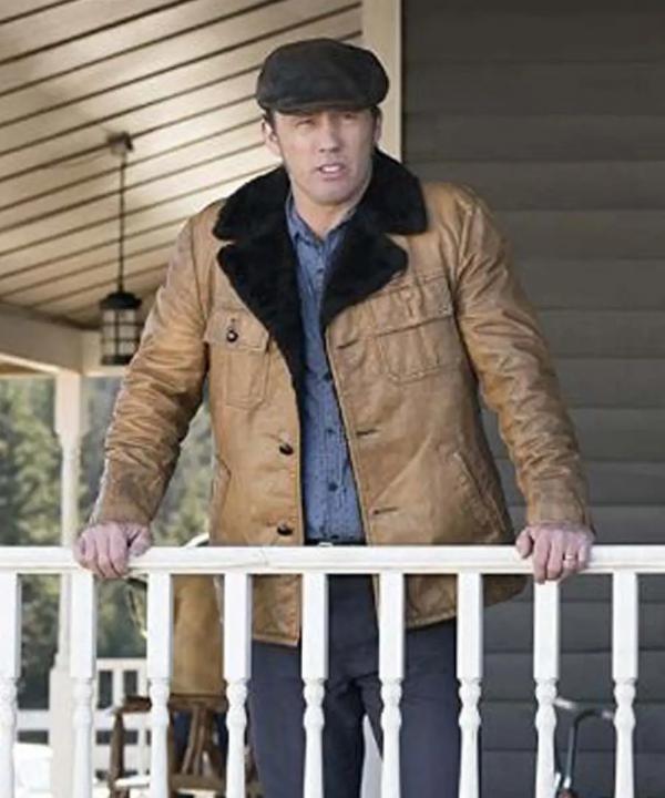 Fargo Dodd Gerhardt TV Series Leather Jacket