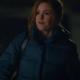 Godmothered Mackenzie Blue Puffer Jacket