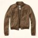 Good Girls Annie Marks Fringe Bomber Cotton Jacket