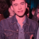 It's A Sin 2021 Ritchie Tozer Blue Denim Jacket