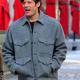 James Norton Things Heard & Seen Wool Jacket