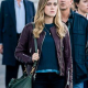 Manifest Michaela Stone TV Series Leather Jacket