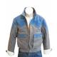 Michael J. Fox Back To The Future Denim Jacket