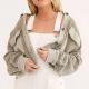 Nomad Cropped Wool Jacket