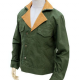 Orga Itsukas Tekkadans Green Cotton Jacket
