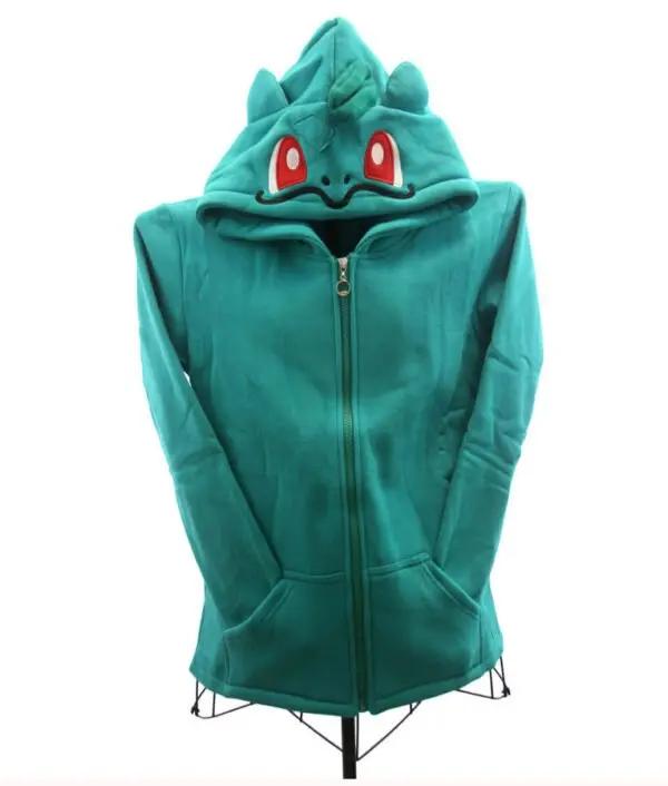 Pokemon Bulbasaur Cotton Jacket