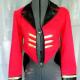 Ringmaster Cropped Cotton Tailcoat