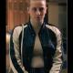 Riverdale S04 E09 Betty Cooper Dinosaur Bomber Leather Jacket
