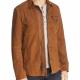 Ryan Guzman TV Series 9-1-1 Eddie Diaz Leather Jacket