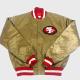San Francisco 49ers Starter Satin Jacket