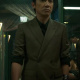 Shang-Chi And The Legend Of The Ten Rings 2021 Wenwu Cotton Blazer