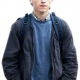 Spider Man Tom Holland Homecoming Grey Cotton Jackets