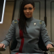 Star Trek Discovery Season 4 Sonequa Martin Grey Cotton Jacket