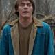 Stranger Things Jonathans Byers Blue Denim Jacket