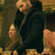Suburra S03 Manfredi Anacleti Wool Coat