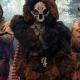 Sweet Tooth Bear Shearling Fur Jacket