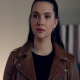 The Bold Type Jane Sloan Browns Leather Jacket