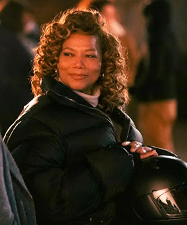 The Equalizer 2021 Queen Latifah Puffer Jacket